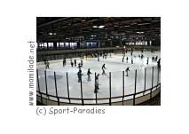 Eislaufen im Sport-Paradies