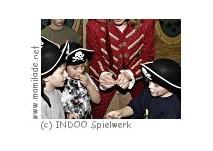 Kindergeburtstag im Indoo Spielwerk