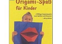 Kinderbuch: Origamispaß für Kinder