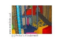 Fritzis Kinderwelt Kindergeburtstag
