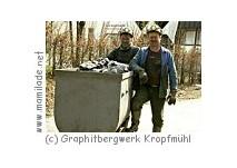 Graphitbergwerk Kropfmühl