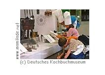 Kindergeburtstag im Deutschen Kochbuchmuseum