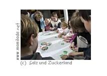 Salz und Zuckerland: Kindergeburtstag im Bonbonhaus