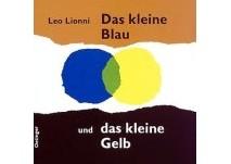 Buch: Das kleine Blau und kleine Gelb