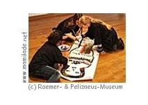 Kindergeburtstag im Roemer- und Pelizaeus-Museum Hildesheim