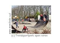 Trendsportpark open airea