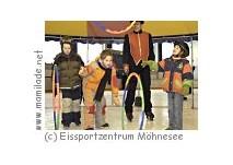 Kindergeburtstag im Eissportzentrum Möhnesee