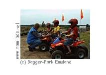 Kindergeburtstag im Bagger-Park Emsland