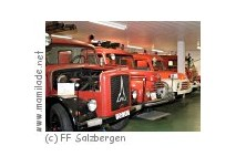 Feuerwehrmuseum Salzbergen