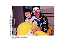 Ronolulu, Kindergeburtstag