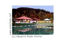 Alpspitz Bade Center, Erlebnisbad Nesselwang