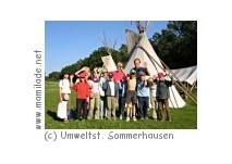 Umweltstation Wildpark Sommerhausen
