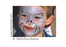 Kindergeburtstag im NaturZoo Rheine