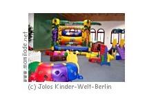 Indoorspielplatz Jolos Kinder-Welt-Berlin
