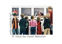 Spielführungen im Haus der Kunst in München