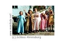 Kindergeburtstag im Schloss Ahrensburg