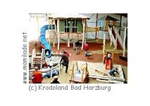 Kindergeburtstag in der Spielscheune im Krodoland Bad Harzburg