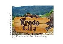Spielscheune und Indianerdorf im Krodoland Bad Harzburg