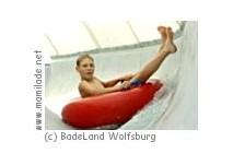 Kindergeburtstag im BadeLand Wolfsburg