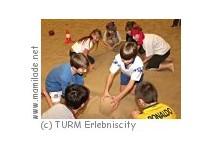 Kindergeburtstag in der TURM Erlebniscity Oranienburg