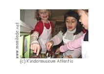 Kindermuseum Atlantis