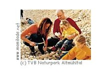 Schatzsuche im Steinbruch am Blumenberg bei Eichstätt
