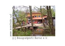 Hamburg: Bauspielplatz Berne