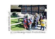Schleswig-Holsteinisches Freilichtmuseum in Molfsee bei Kiel