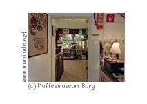 Kaffeemuseum Burg in Hamburg