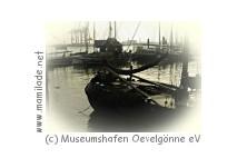 Museumshafen Oevelgönne in Hamburg