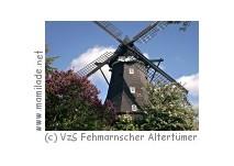 """Mühlenmuseum """"Jachen Flünk"""" auf Fehmarn"""