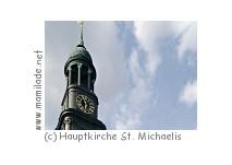 Hamburger Michel - Turm der Kirche St. Michaelis
