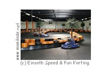 Kartbahn in Hamburg