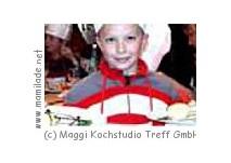 Kinder-Kochkurse im Maggi Kochstudio in Hamburg