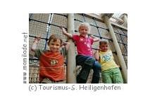 """Indoorspielplatz """"Schatzinsel"""" im Aktiv-Hus in Heiligenhafen"""