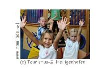 Schatzinsel im Aktiv-Hus in Heiligenhafen: Kindergeburtstag