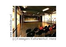 Kulturwerkstatt Kammgarn in Hard