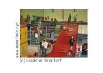 Kindergeburtstag in der Kindersportschule kissland, Wentorf