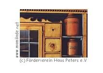 Historischer Kaufmannsladen von 1820: Haus Peters Tetenbüll
