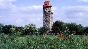 Keßlerturm in Bernburg