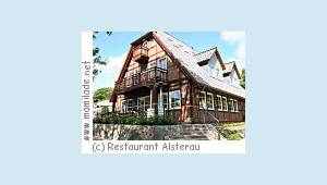 das restaurant alster au in hamburg mamilade ausflugsziele. Black Bedroom Furniture Sets. Home Design Ideas