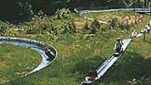 Sommerrodelbahn Inselberg