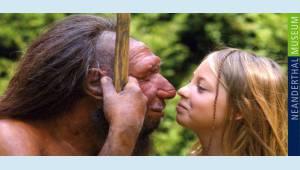 Zeitreise erleben im Neanderthal Museum