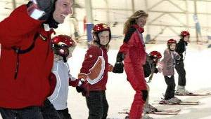 Ski- und Snowboardcamp im alpincenter Hamburg-Wittenburg