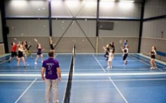 Badminton-Halle Tivoli Aachen