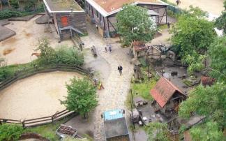 Abenteuerspielplatz Panama in Dresden