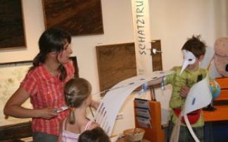 Kindergeburtstag im Naturparkhaus in Bad Liebenwerda