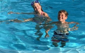 Waldschwimmbad Plaue