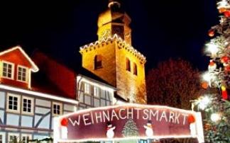 Weihnachtsmarkt Bebra