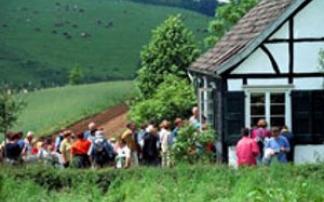 Im Bergischen Freilichtmuseum in Lindlar